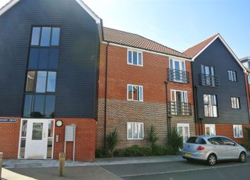 Thumbnail 2 bed flat to rent in Edward Vinson Drive, Faversham