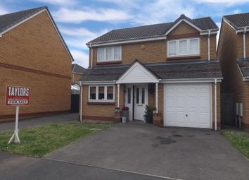 Thumbnail 4 bed detached house for sale in Wyncliffe Gardens, Cardiff, Caerdydd