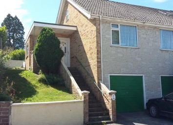 Thumbnail 2 bed flat to rent in West Close, Axminster, Devon