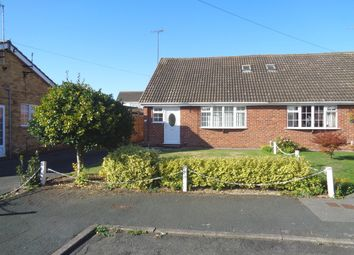Thumbnail 2 bed semi-detached bungalow for sale in Harthill Avenue, Leconfield, Beverley