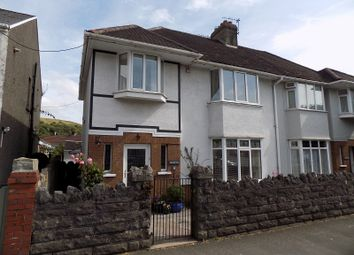 Thumbnail 3 bed semi-detached house for sale in Salem Road, Cwmavon, Port Talbot, Neath Port Talbot.