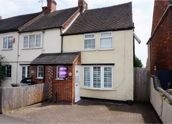 Thumbnail 3 bed end terrace house for sale in Station Road, Hatton