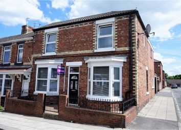Thumbnail 3 bed end terrace house for sale in Byerley Road, Shildon