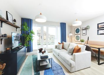 Thumbnail 1 bedroom flat for sale in Larkshall Road, London