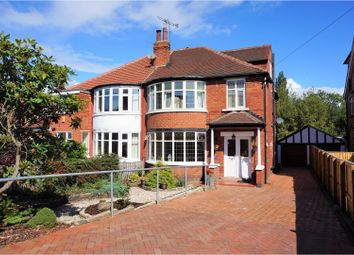 Thumbnail 4 bed semi-detached house for sale in Earlswood Avenue, Leeds
