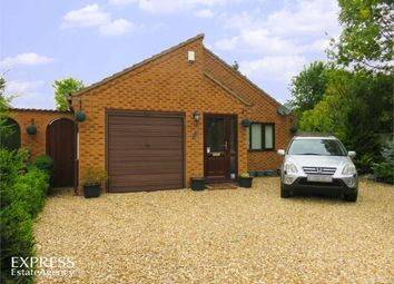 Thumbnail 3 bed detached bungalow for sale in Adams Way, Marton, Gainsborough, Lincolnshire