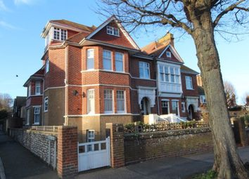 Thumbnail 2 bed flat to rent in Darley Road, Eastbourne