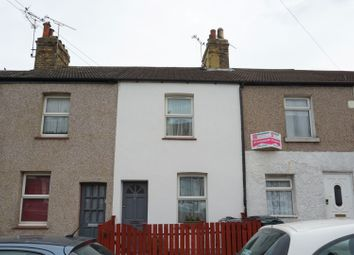 Thumbnail 2 bedroom terraced house for sale in Church Road, Swanscombe