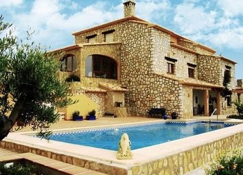 Thumbnail 4 bed country house for sale in 03724 Moraira, Alicante, Spain