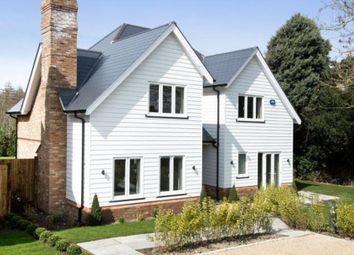 Thumbnail 4 bed detached house for sale in The Drift, Bromley