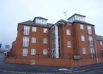 Thumbnail 2 bed flat to rent in Bruntings Court, Mansfield