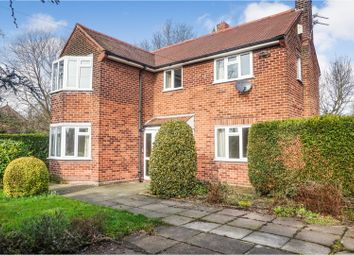 Thumbnail 3 bed detached house for sale in Chapel Lane, Warrington