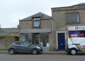 Thumbnail 2 bed flat to rent in Queen Street, Lossiemouth