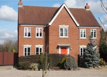 Thumbnail 5 bed detached house for sale in Tudor Farm Close, Ashford