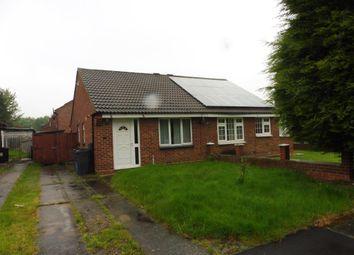 Thumbnail 2 bed detached bungalow for sale in Hawkins Close, Birmingham