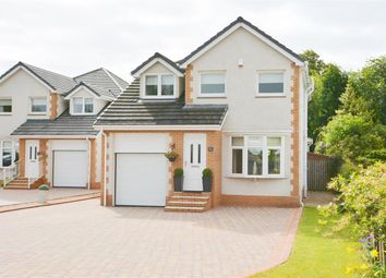 Thumbnail 4 bedroom detached house for sale in Blairston Avenue, Bothwell, Glasgow