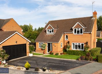 4 bed detached house for sale in Tower View, Penwortham, Preston PR1