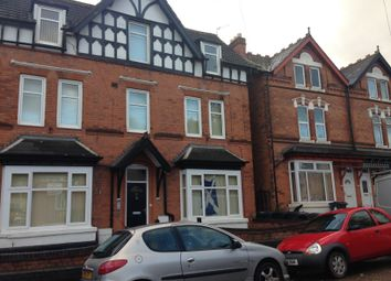 Thumbnail 1 bed flat to rent in Harrison Road, Erdington