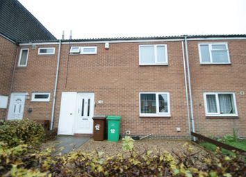 Thumbnail 2 bed terraced house to rent in Rosewood Gardens, Bulwell, Nottingham