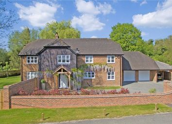 Thumbnail 5 bed detached house for sale in Michelmersh, Romsey, Hampshire