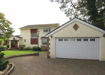 Thumbnail 4 bed detached house for sale in Plas-Y-Delyn, Lisvane, Cardiff