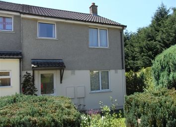 Thumbnail 2 bed end terrace house to rent in Duchy Close, Launceston