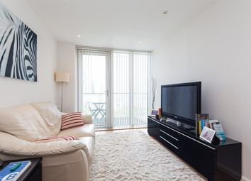 Thumbnail 1 bed flat to rent in Mill Harbour, Canary Wharf, London