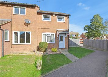 Thumbnail 3 bed end terrace house for sale in Hawks Way, Ashford
