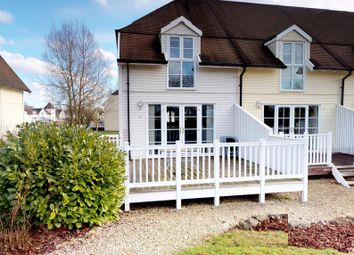 Thumbnail 3 bed terraced house for sale in Spine Road West, Somerford Keynes, Cirencester
