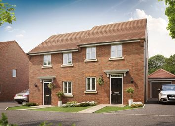 """Thumbnail 2 bed semi-detached house for sale in """"Ashdown"""" at Pyle Hill, Newbury"""