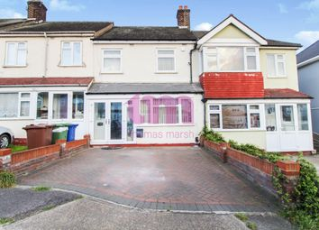 Thumbnail 3 bed terraced house for sale in Palmerston Road, Grays, Essex