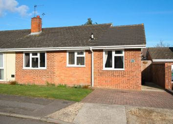 Thumbnail 3 bed semi-detached bungalow for sale in Sleigh Road, Sturry, Canterbury