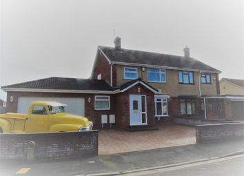 Thumbnail 3 bedroom semi-detached house for sale in Greenacre Road, Whitchurch, Bristol