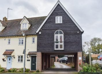 Thumbnail 2 bed end terrace house for sale in Chequers Lane, Dunmow