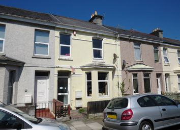 Thumbnail 1 bedroom flat for sale in Cromwell Road, St Judes, Plymouth