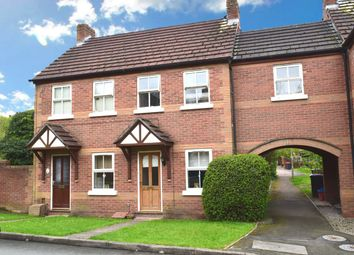 Thumbnail 1 bed flat for sale in Fosters Foel, Aqueduct, Telford, Shropshire