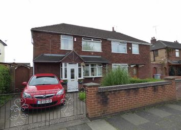 Thumbnail 3 bed semi-detached house for sale in Holland Street, Crewe