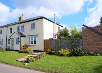 Thumbnail 3 bed end terrace house for sale in Snailwell Road, Newmarket