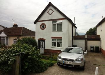 Thumbnail 3 bed detached house for sale in Park Avenue, Purbrook, Waterlooville