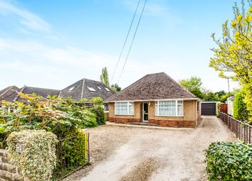 Thumbnail 3 bedroom detached bungalow for sale in Whitecross, Abingdon