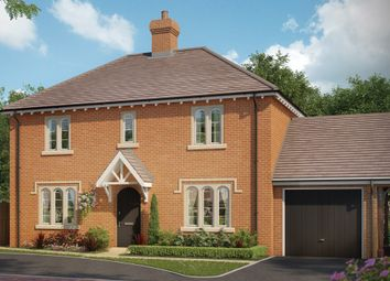 Thumbnail 4 bed link-detached house for sale in Stables Court, Ferndown