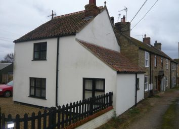 Thumbnail 2 bed property to rent in Feltwell Road, Southery, Downham Market