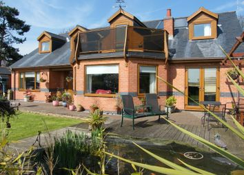 Thumbnail 4 bed detached house for sale in Off Station Road, Pilsley, Chesterfield