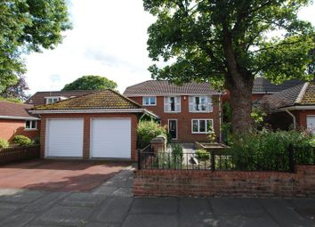 Thumbnail 4 bed detached house for sale in Elgy Road, Gosforth, Newcastle Upon Tyne