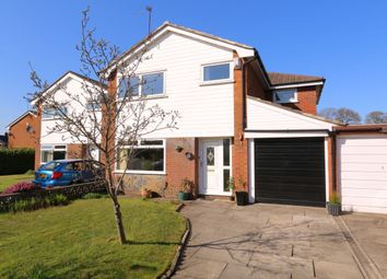 Thumbnail 4 bed detached house for sale in Sandbrook Way, Denton, Manchester