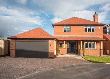 Thumbnail 4 bed detached house for sale in Arley Gardens, East Leake, Loughborough