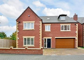 Thumbnail 6 bed detached house for sale in Oak Drive, The Hollow, Littleover, Derby