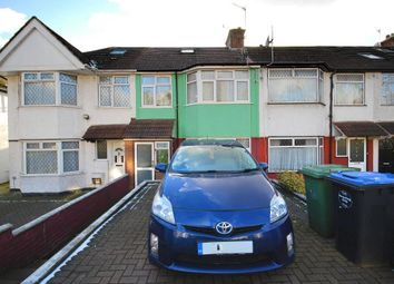 Thumbnail 4 bedroom terraced house to rent in Bridgewater Road, Wembley, Middlesex