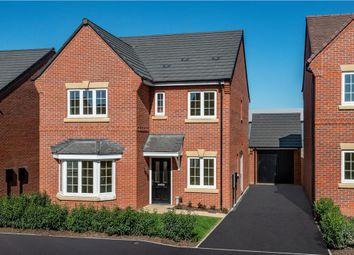 "Thumbnail 4 bedroom detached house for sale in ""Calver"" at Estcourt Road, Gloucester"