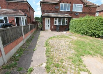 Thumbnail 2 bed semi-detached house to rent in Coronation Road, Walsall Wood